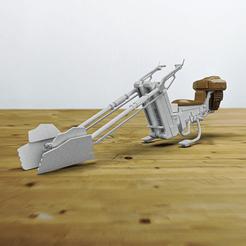 Speeder.241.png Télécharger fichier STL Star Wars Le vélo de course mandalorien • Plan pour imprimante 3D, jorgeciprian