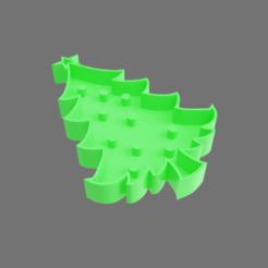 Corta_Galletas_(Arbol_de_navidad)_2020-Nov-11_07-56-35PM-000_CustomizedView1449359082.png Télécharger fichier STL L'emporte-pièce pour l'arbre de Noël • Objet pour imprimante 3D, nr_modelos3d
