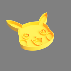 Corta_galletas_(pikachu)_2020-Nov-12_09-37-52PM-000_CustomizedView19217287603.png Download STL file Pikachu-shaped cookie cutter • Model to 3D print, nr_modelos3d