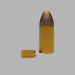 88946824-eea6-48a6-b371-55503c025921.PNG Download STL file Bullet Money Box • 3D printing object, nr_modelos3d