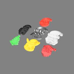 Combo_cortantes_navidad_2020-Nov-13_12-35-55PM-000_CustomizedView1521026618.png Download STL file christmas cutter combo • Design to 3D print, nr_modelos3d