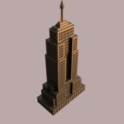 2d81f4d4-f1fe-4057-8924-44bca5368230.PNG Télécharger fichier STL L'Empire State Building • Design pour impression 3D, nr_modelos3d