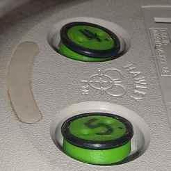 DEC_Hawley_VSXXX-AA_mouse_06.jpg Télécharger fichier SCAD gratuit DEC VAXstation VSXXX-AA remplacement de la roulette de la souris • Objet à imprimer en 3D, 1944GPW