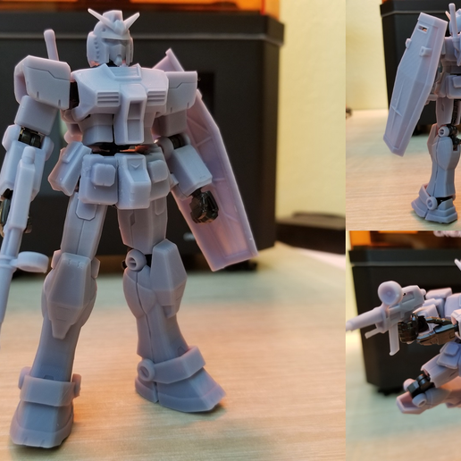 RX-78-2 p1.png Download STL file X-Frame Armor #1 (inspired by RX-78-2 Gundam) • 3D print model, chiz-m