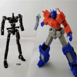op bundle.png Download STL file X-FRAME + G1 Optimus Prime (non-transformable) ARMOR BUNDLE • 3D printer model, chiz-m
