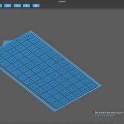 01.jpg Download free STL file locate Black spots on LCD • 3D printable object, mamendezc