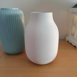 20191231_144903.jpg Download STL file Big Vase • 3D print design, fshero
