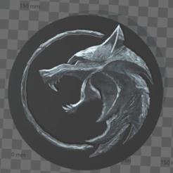 1.png Télécharger fichier STL gratuit Le logo du sorcier • Modèle imprimable en 3D, SergioGomez