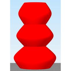 Vase 10 (1).png Télécharger fichier STL Vase 10 • Modèle pour impression 3D, MAKOSHOW