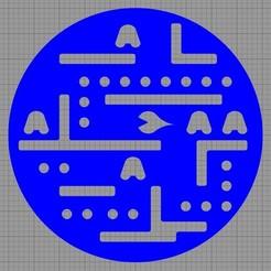 Woody.jpg Télécharger fichier STL Pochoir Gâteau • Objet à imprimer en 3D, MAKOSHOW