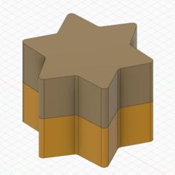 Boîte étoile 5 (1).png Download STL file Star box 2 • 3D printable template, MAKOSHOW