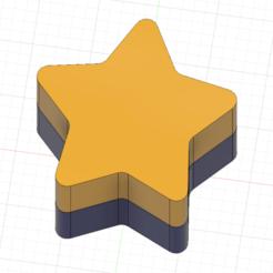 Boîte étoile 1(1).png Download STL file Star box 1 • 3D printing template, MAKOSHOW