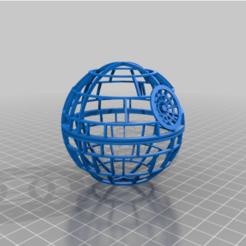 DST_.png Download STL file Death Star • 3D printable design, theholeman