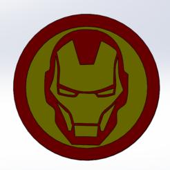 IRONMAN.PNG Download free STL file Iron Man • Model to 3D print, theholeman