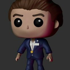 3238.jpg Download STL file Funko Entrepreneur • 3D printer design, Pishonsito