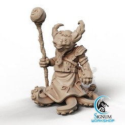 3.jpg Download STL file Pre-supported 3D printable model of Merkaar Tentacules • 3D printing design, SignumWorkshop
