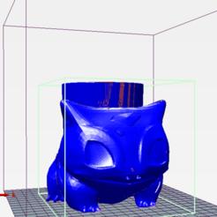 bulbasaur.png Télécharger fichier STL Partenaires Pokemon • Design à imprimer en 3D, MarliMix93