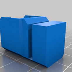 b647398fb1bba9a920c2379b504ca4b1.png Download free STL file Combiner wars Port extender. Blank • 3D printer design, dencio333x