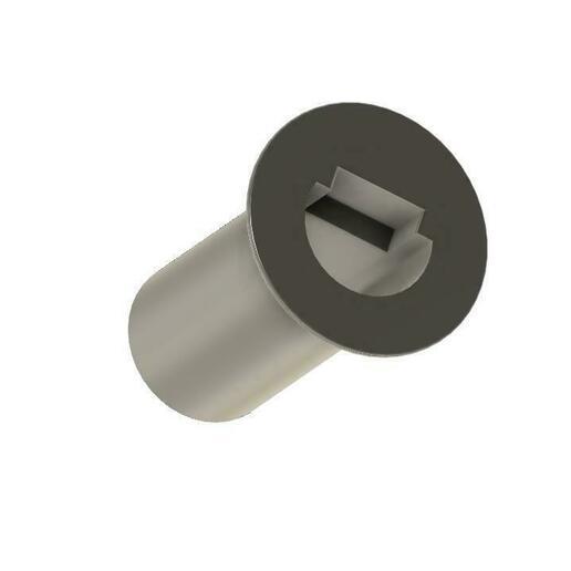 SUPPORT BOBINE Q5 v22.jpg Download free STL file flsun q5 coil holder • 3D print object, van_severen_ludo