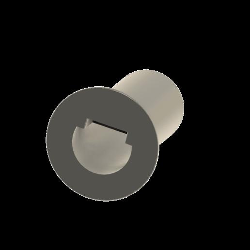 SUPPORT BOBINE Q5 v21.png Download free STL file flsun q5 coil holder • 3D print object, van_severen_ludo