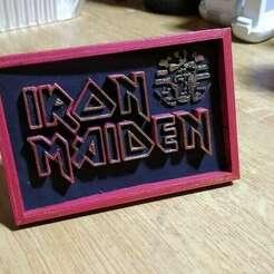 IMG_20201228_043013.jpg Download free STL file iron maiden frame • Design to 3D print, van_severen_ludo