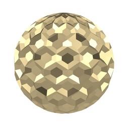 1.JPG Télécharger fichier STL Christmas Ball - Boule de Noël 01_KevDechDesign • Modèle pour imprimante 3D, KevDechDesign