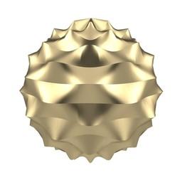 3.JPG Télécharger fichier STL Christmas Ball - Boule de Noël 03_KevDechDesign • Modèle à imprimer en 3D, KevDechDesign