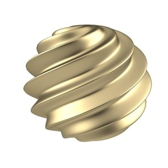 4.JPG Télécharger fichier STL Christmas Ball - Boule de Noël 04_KevDechDesign • Design pour impression 3D, KevDechDesign