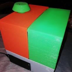 IMG_20201031_220824.jpg Télécharger fichier STL UV BOX ONE • Design imprimable en 3D, Geotrouvtout23