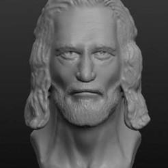 300.jpg Télécharger fichier OBJ gratuit Vieux guerrier • Design imprimable en 3D, jerrycon