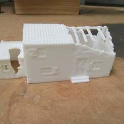 IMG_2240.JPG Télécharger fichier STL gratuit Maison en ruine de style méditerranéen • Plan pour impression 3D, jerrycon