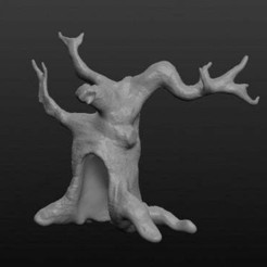 tree.jpg Download free STL file Hollow Tree • 3D printer model, jerrycon