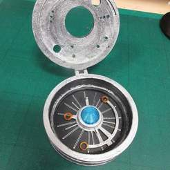 IMG_1762.JPG Download free STL file Luke's Compass • 3D printable template, jerrycon