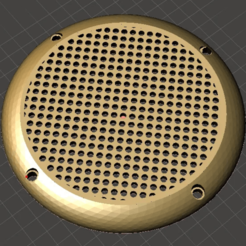 Thing files for Speaker grill _ Lautsprecher gitter 75mm by StiviKing - Thingiverse - Google Chrome 11_7_2020 12_46_27 AM (2).png Télécharger fichier 3MF gratuit Couverture du haut-parleur • Design à imprimer en 3D, BBS_professional_Audio
