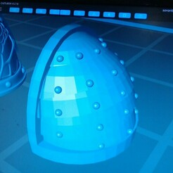 WIN_20210122_12_12_08_Pro.jpg Download free STL file pouldron for thunder warriors • 3D printing object, homoabchao