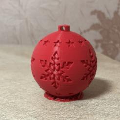 printed.png Télécharger fichier STL Décoration de l'arbre de Noël • Design à imprimer en 3D, Marlbor0