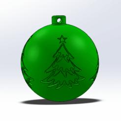 Untitled.png Télécharger fichier STL Décoration de l'arbre de Noël • Design à imprimer en 3D, Marlbor0