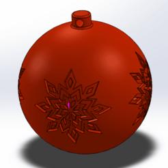 Untitled.png Télécharger fichier STL gratuit Décoration de l'arbre de Noël • Design à imprimer en 3D, Marlbor0