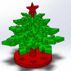 Untitled.png Télécharger fichier STL Arbre de Noël • Objet pour impression 3D, Marlbor0