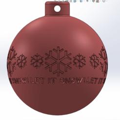 Untitled.png Télécharger fichier STL Pack de décorations de Noël • Plan imprimable en 3D, Marlbor0