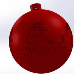 Untitled.png Download STL file Christmas tree decoration • 3D printing model, Marlbor0