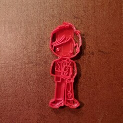 20201205_232948.jpg Download STL file Cookie cutter comunion nino • Design to 3D print, mikegenius