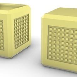 res3.jpg Télécharger fichier STL gratuit Planteur de fleurs • Design pour imprimante 3D, mustafaozeradres