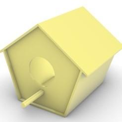 res1.jpg Télécharger fichier STL gratuit Nid d'oiseau • Objet pour impression 3D, mustafaozeradres