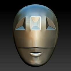 Screenshot_7.jpg Télécharger fichier STL Zeo Green Ranger Helmet (Casque Ohranger Red pour impression 3d) • Design à imprimer en 3D, STLHero