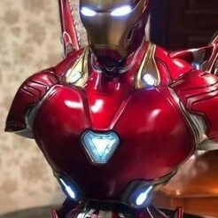queen_studio_11_lifesize_bust_infinity_war_iron_man_mark_50_1569245519_c95ccfdb_progressive.jpg Download free STL file Iron Man Mark 50 Bust 3D printing • 3D printable design, STLHero