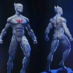 fd6a1d27-0121-4252-9313-90523969c0e6.jpg Télécharger fichier STL gratuit Batman Au-delà de la figure Impression 3D • Design imprimable en 3D, STLHero