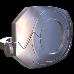 Screenshot_5.jpg Download STL file Power Rangers MMPR Morpher • 3D printing template, HeroesProps