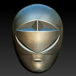 Screenshot_2.jpg Télécharger fichier STL Zeo Blue Ranger Helmet (Casque Ohranger Red pour impression 3d) • Objet imprimable en 3D, STLHero