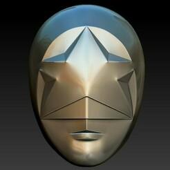 Screenshot_15.jpg Télécharger fichier STL Zeo Red Ranger Helmet (Casque Ohranger Red pour impression 3d) • Modèle pour imprimante 3D, STLHero